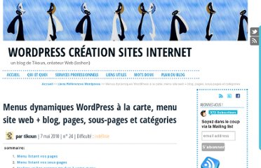 http://lashon.fr/menus-dynamiques-wordpress-site-web-blog-pages-categories/