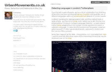 http://urbanmovements.posterous.com/detecting-languages-in-londons-twittersphere#!/