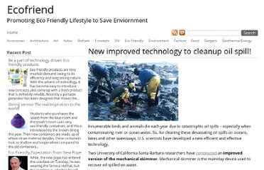http://www.ecofriend.com/new-improved-technology-to-cleanup-oil-spill.html