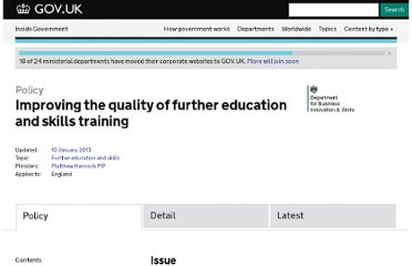 https://www.gov.uk/government/policies/improving-the-quality-of-further-education-and-skills-training
