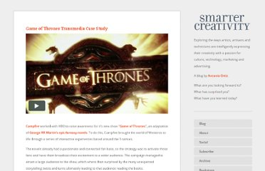http://smartercreativity.com/blog/2012/2/1/game-of-thrones-transmedia-case-study.html