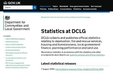 https://www.gov.uk/government/organisations/department-for-communities-and-local-government/about/statistics