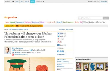 http://www.guardian.co.uk/lifeandstyle/2012/aug/31/change-life-pelmanism-mind-trainning