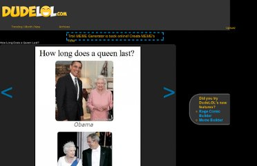 http://www.dudelol.com/how-long-does-a-queen-last/