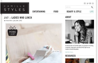 http://camillestyles.com/life-2/diy-ladies-who-lunch/