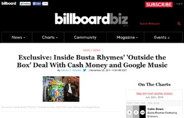 http://www.billboard.com/biz/articles/news/1159575/exclusive-inside-busta-rhymes-outside-the-box-deal-with-cash-money-and