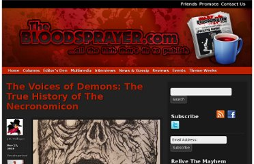 http://www.bloodsprayer.com/the-voices-of-demons-the-true-history-of-the-necronomicon/