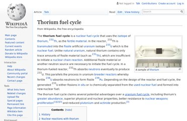 https://en.wikipedia.org/wiki/Thorium_fuel_cycle