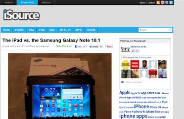 http://isource.com/2013/02/02/the-ipad-vs-the-samsung-galaxy-note-10-1/
