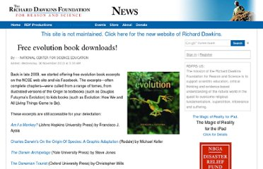 http://old.richarddawkins.net/articles/643880-free-evolution-book-downloads