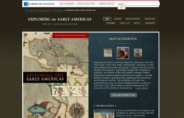 http://www.loc.gov/exhibits/earlyamericas/