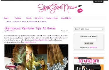 http://superglamnews.com/get-dip-dyed-hair-at-home/