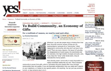 http://www.yesmagazine.org/happiness/to-build-community-an-economy-of-gifts/