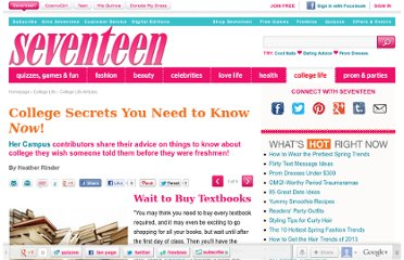 http://www.seventeen.com/college/advice/things-to-know-about-college#slide-1