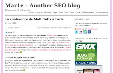 http://www.mar1e.fr/la-conference-de-matt-cutts-a-paris-675