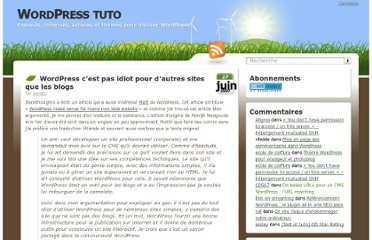 http://wordpress-tuto.fr/wordpress-cms-196