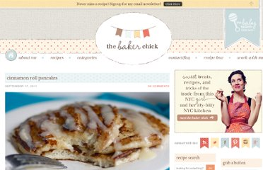 http://www.the-baker-chick.com/2011/09/17/cinnamon-roll-pancakes/