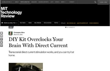 http://www.technologyreview.com/view/427177/diy-kit-overclocks-your-brain-with-direct-current/