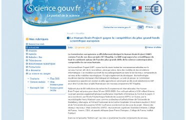 http://www.science.gouv.fr/fr/actualites/bdd/res/4833/le-human-brain-project-gagne-la-competition-du-plus-grand-fonds-scientifique-europeen/