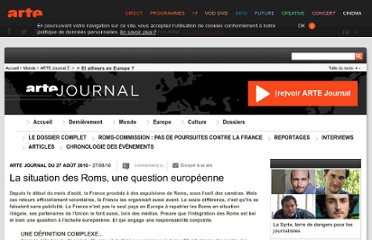 http://www.arte.tv/fr/la-situation-des-roms-une-question-europeenne/3224574,CmC=3394388.html