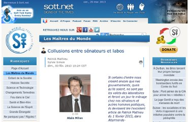 http://fr.sott.net/article/13113-Collusions-entre-senateurs-et-labos