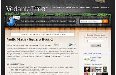 http://www.vedantatree.com/search/label/Vedic%20Math