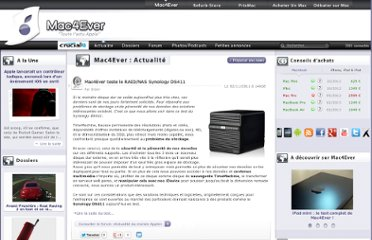 http://www.mac4ever.com/actu/66263_mac4ever-teste-le-raid-nas-synology-ds411