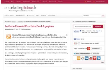http://www.emarketinglicious.fr/webmarketing/le-guide-essentiel-pour-faire-des-infographies