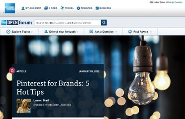 http://www.openforum.com/articles/pinterest-for-brands-5-hot-tips/