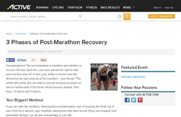 http://www.active.com/running/Articles/3-Phases-of-Post-Marathon-Recovery