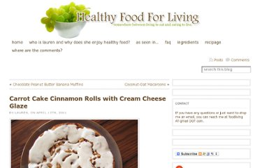 http://www.healthyfoodforliving.com/carrot-cake-cinnamon-rolls-with-cream-cheese-glaze/