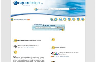http://www.aquadesign.be/actu/