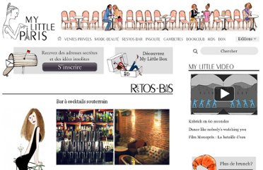 http://www.mylittleparis.com/cocktail-secret.html