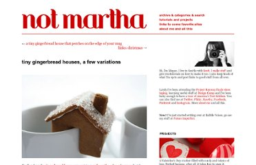 http://www.notmartha.org/archives/2009/12/22/tiny-gingerbread-houses-a-few-variations/