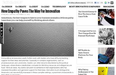 http://www.fastcompany.com/3002832/how-empathy-paves-way-innovation