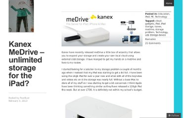 http://peorbust.wordpress.com/2013/02/03/kanex-medrive-unlimited-storage-for-the-ipad/
