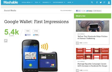 http://mashable.com/2011/09/19/google-wallet-review/