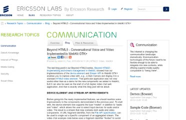 https://labs.ericsson.com/blog/beyond-html5---conversational-voice-and-video-implemented-in-webkit-gtk