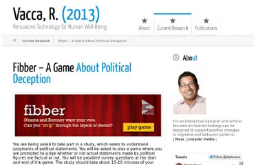 http://www.ralphvacca.org/projects/fibber-a-game-about-political-deception/