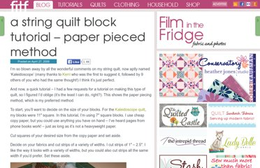 http://filminthefridge.com/2009/04/27/a-string-quilt-block-tutorial-paper-pieced-method/