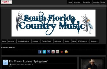 http://www.southfloridacountrymusic.com/eric-church-explains-springsteen/