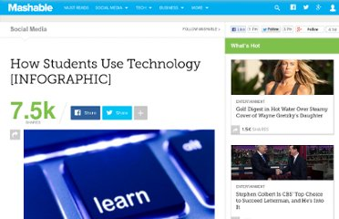 http://mashable.com/2011/08/09/students-technology-infographic/