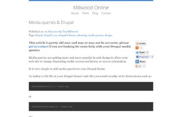 http://www.millwoodonline.co.uk/blog/media-queries-drupal