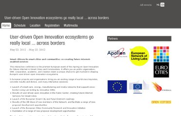 http://events.iminds.be/en/user-driven-open-innovation-ecosystems-go-really-local-%e2%80%93-across-borders