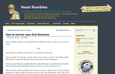 http://headrambles.com/2007/10/10/how-to-survive-your-first-guinness/