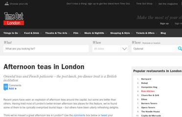 http://www.timeout.com/london/food-drink/afternoon-teas-in-london