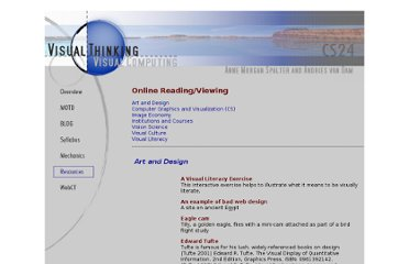 http://cs.brown.edu/courses/cs024/onlineReading.html#science