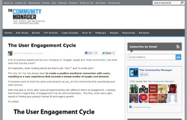 http://thecommunitymanager.com/2012/03/19/the-user-engagement-cycle/