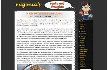 http://eugenia.queru.com/2012/06/13/a-little-secret-about-bone-broths/
