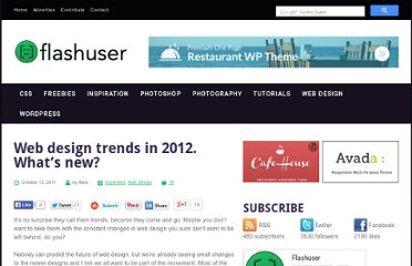 http://www.flashuser.net/web-design-trends-in-2012-whats-new